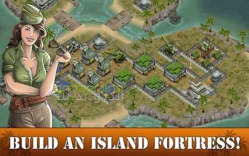 دانلود Battle Islands 2.3.6 بازی نبرد جزایر 4