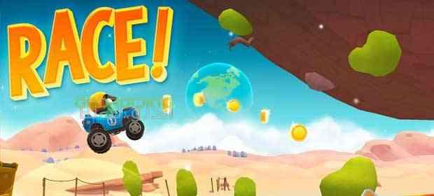 Big Bang Racing – مسابقات بیگ بنگ