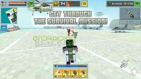 دانلود Block City Wars 6.3 بازی جنگ های شهر بلوکی اندروید 3