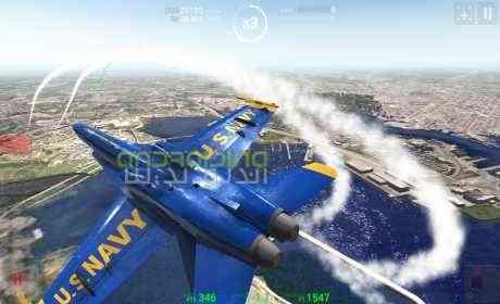 Blue Angels – Aerobatic SIM – فرشتگان آبی، شبیه ساز آکروباتیک