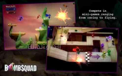 BombSquad – تیم بمب