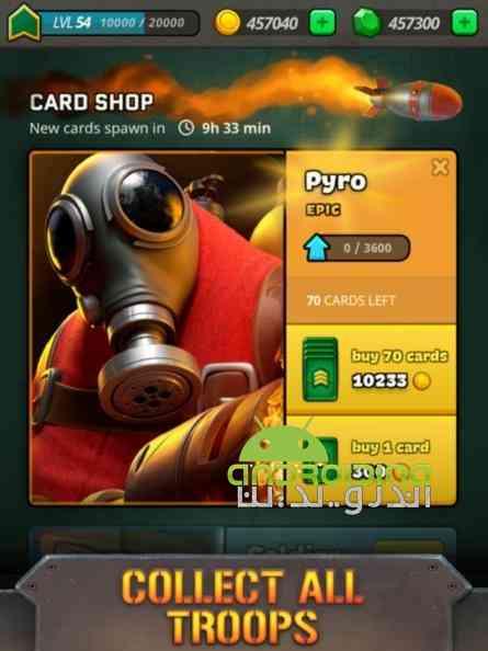 دانلود Boom Force War Game 1.14.2 بازی انلاین نیروی غرش، بازی جنگ اندروید 4