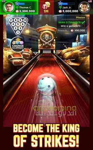 Bowling King – پادشاه بولینگ