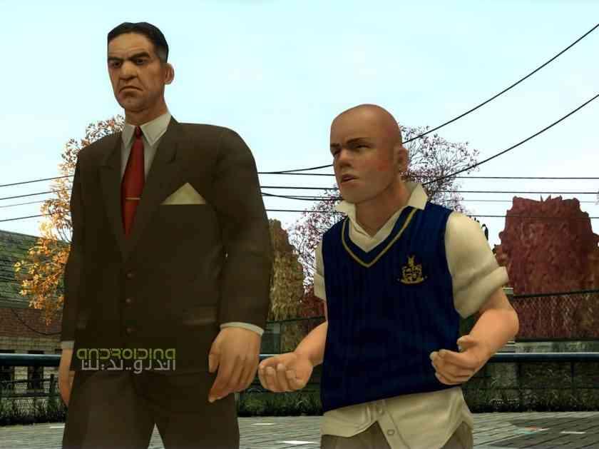 دانلود Bully: Anniversary Edition 1.0.0.17 بازی قلدر اندروید + دیتا 3