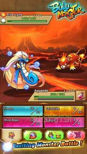 دانلود Bulu Monster 3.16.1 بازی هیولای بولو 3
