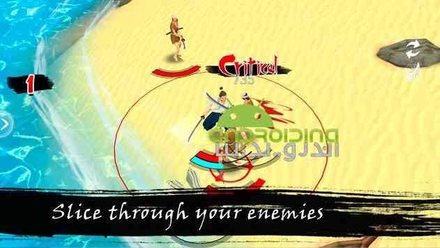 Bushido Saga – حماسه بوشیدو اندروید