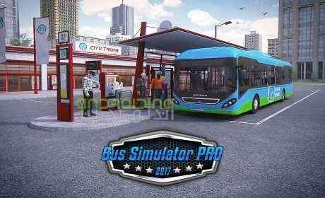Bus Simulator PRO 2017 – شبیه ساز اتوبوس حرفه ای