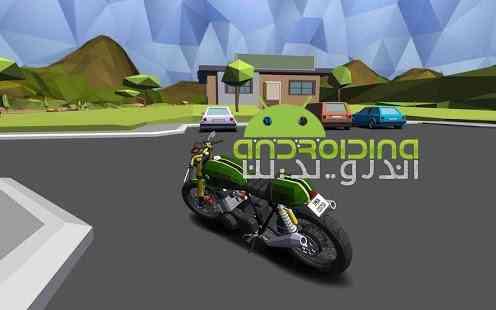 دانلود Cafe Racer 1.021 بازی مسابقات موتور کافه اندروید 4