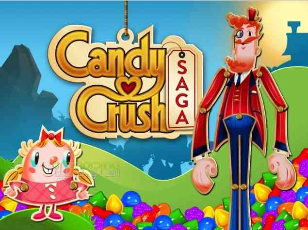 Candy Crush Jelly Saga - بازی پازل اب نبات ها
