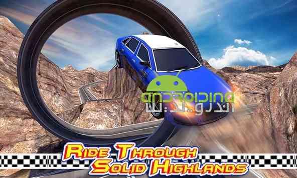 دانلود City Car Stunts 3D 2.1 بازی شهر ماشین ها اندروید 2