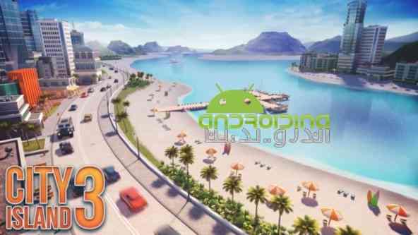 City Island 3 – Building Sim – جزیره 3، شبیه ساز ساخت و ساز اندروید