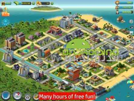 دانلود City Island 3 – Building Sim 1.8.13 بازی جزیره 3، شبیه ساز ساخت و ساز 3