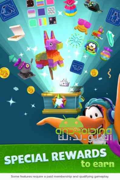 دانلود Club Penguin Island 1.6.1 بازی جزیره باشگاه پنگوئن ها اندروید + دیتا 4