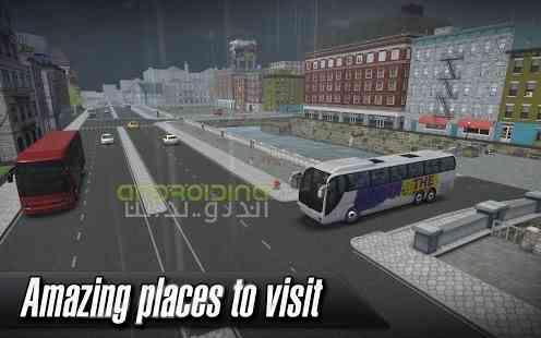 coach bus simulator – شبیه سازی آموزش رانندگی اتوبوس