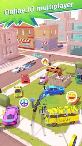 دانلود Crash Club 1.3.0 بازی انلاین ماشین سواری باشگاه تصادف اندروید 3