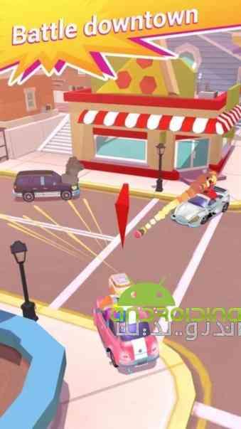دانلود Crash Club 1.3.0 بازی انلاین ماشین سواری باشگاه تصادف اندروید 4