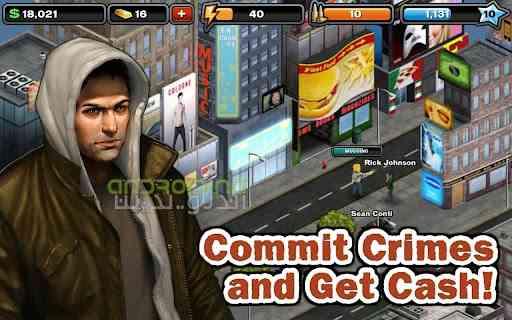 Crime City – شهر جرم و جنایت
