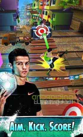 دانلود Cristiano Ronaldo Kick'n'Run 1.0.26 فرار کریستینو رونالدو 2