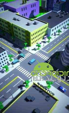 Crossroad crash – تصادف در تقاطع اندروید