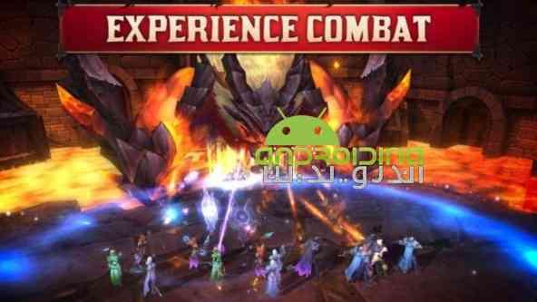 دانلود Crusaders of Light 2.0.0 بازی انلاین صلیبیون نور اندروید + دیتا 2
