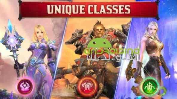 دانلود Crusaders of Light 2.0.0 بازی انلاین صلیبیون نور اندروید + دیتا 3