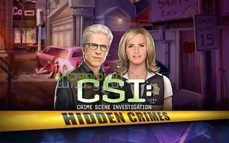 CSI Hidden Crimes – بازجویی صحنه جرم، جرایم پنهان