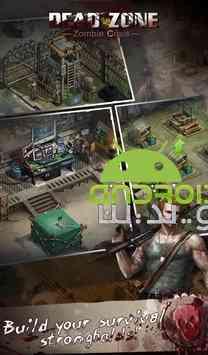 دانلود Dead Zone Zombie Crisis 1.0.82 بازی منطقه مردگان، بحران زامبی ها اندروید 2