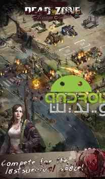 دانلود Dead Zone Zombie Crisis 1.0.82 بازی منطقه مردگان، بحران زامبی ها اندروید 3