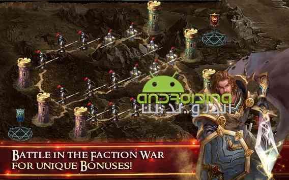دانلود Deck Heroes Legacy 10.6.0 بازی میراث قهرمانان عرشه اندروید 3