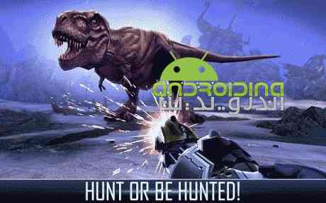 DINO HUNTER DEADLY SHORES – شکار دایناسور، سواحل مرگبار اندروید