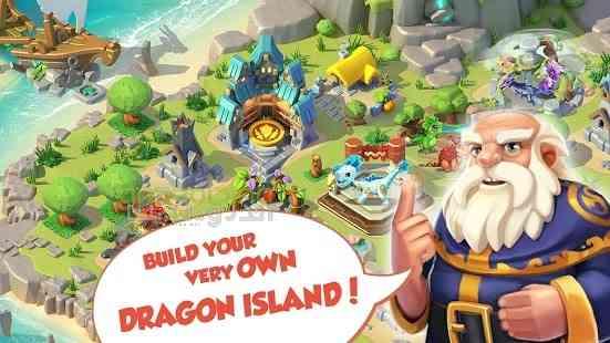 Dragon Mania Legends – اساطیر جنون اژدها