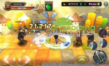 Dragon Slayer EX – قاتل اژدها اندروید