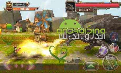 دانلود Dragon Slayer EX 1.02 بازی قاتل اژدها اندروید 2