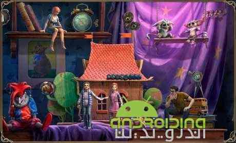 دانلود Dreamscapes Nightmare's Heir 1.0.6 بازی گستره رویا، وارث کابوس + دیتا 2