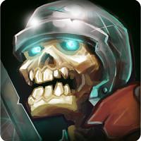 دانلود Dungeon Rushers 1.3.1 بازی انلاین مهاجمین سیاه چال اندروید