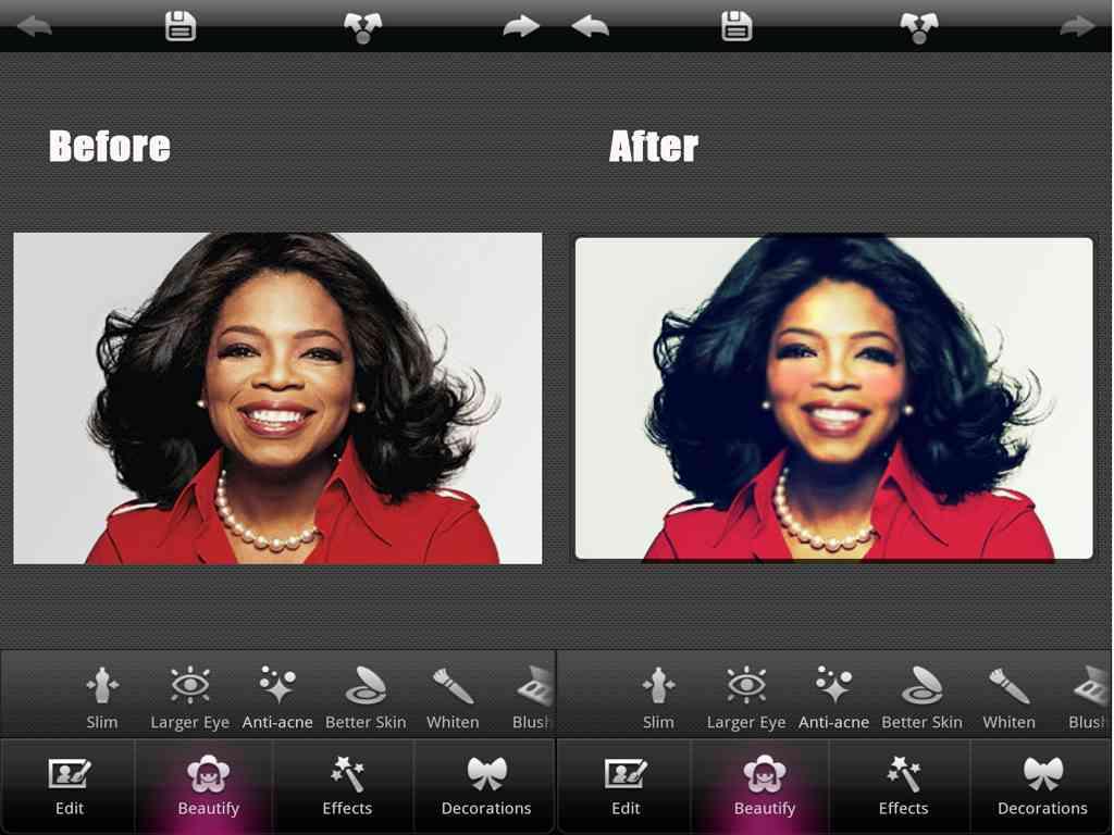 دانلود برنامه PhotoWonder 3.1.2 ويرايش عكس 1
