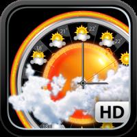 دانلود eWeather HD, Radar, Alerts 6.0.0 هواشناسی حرفه ای اندروید