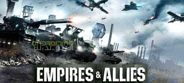 دانلود Empires and Allies 1.34.992373 بازی امپراطوری ها و متحد ها 1