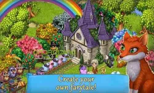 دانلود Fairy Farm 2.9.8 بازی مزرعه پری اندروید + مود 2