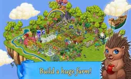 دانلود Fairy Farm 2.9.8 بازی مزرعه پری اندروید + مود 4