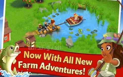 FarmVille 2 Country Escape – شهر مزرعه فرار از کشور