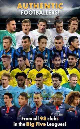 دانلود FIFA Soccer Prime Stars 1.7.1 بازی فوتبال فیفا، ستارگان اولیه 4
