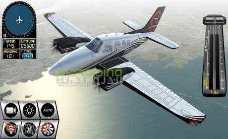 Flight Simulator X 2016 Air HD – شبیه ساز پرواز 2016