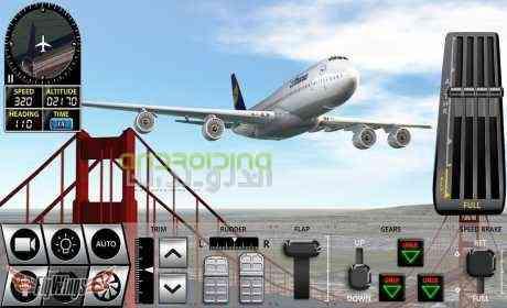 دانلود Flight Simulator X 2016 Air HD 1.4.0 بازی شبیه ساز پرواز 2016 اندروید + دیتا 2