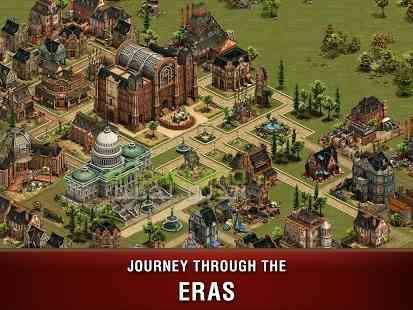 دانلود Forge of Empires 1.93.1 بازی ایجاد امپراطوری اندروید 3