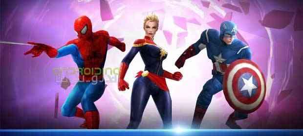 Marvel Future Fight – مبارزه آینده مارول