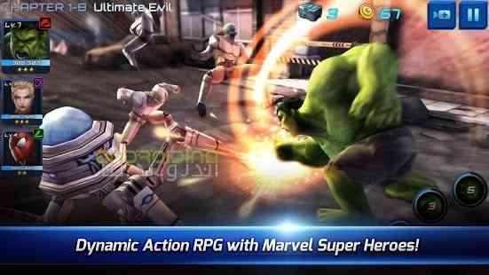 دانلود MARVEL Future Fight 2.9.5 بازی مبارزه آینده مارول اندروید 4