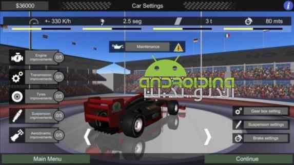 دانلود FX-Racer Unlimited 1.5.9 بازی مسابقات FX اندروید 2