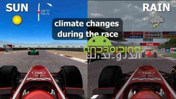 دانلود FX-Racer Unlimited 1.5.9 بازی مسابقات FX اندروید 4