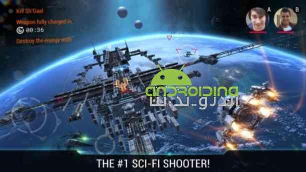 Galaxy on Fire 3 – Manticore – کهکشان آتشین 3، مانتیکور اندروید